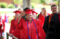 2015 College America Commencement
