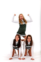 2013 FHS Freshman Cheerleading Team Photos