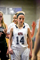Northland Prep Academy Spartans barely lose to the Sedona Red Ro